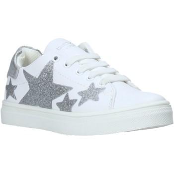 Schuhe Kinder Sneaker Low Balducci BS520 Weiß