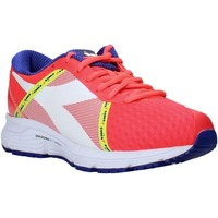 Schuhe Kinder Sneaker Low Diadora 101175596 Rosa