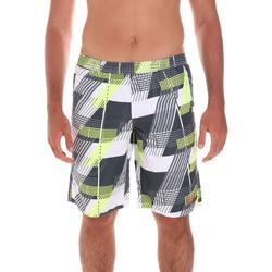 Kleidung Herren Shorts / Bermudas Ea7 Emporio Armani 902004 6P744 Grau