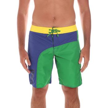 Kleidung Herren Shorts / Bermudas Ea7 Emporio Armani 902003 6P742 Grün