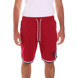 Kleidung Herren Badeanzug /Badeshorts Key Up 2S65F 0001 Rot
