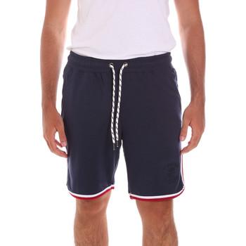 Kleidung Herren Badeanzug /Badeshorts Key Up 2S65F 0001 Blau