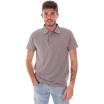 Kleidung Herren Polohemden Bradano 600 Grau