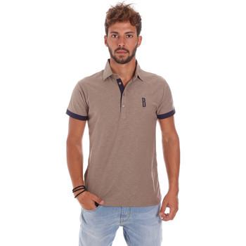 Kleidung Herren Polohemden Bradano 201014M Beige