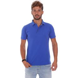 Kleidung Herren Polohemden Bradano 201014M Blau