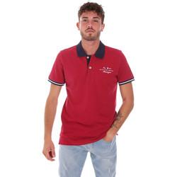 Kleidung Herren Polohemden Key Up 2G94Q 0001 Rot