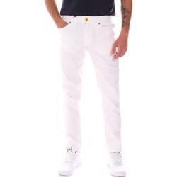 Kleidung Herren Hosen Gaudi 811FU26005 Weiß