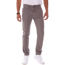 Kleidung Herren Hosen Gaudi 021GU25037 Grau