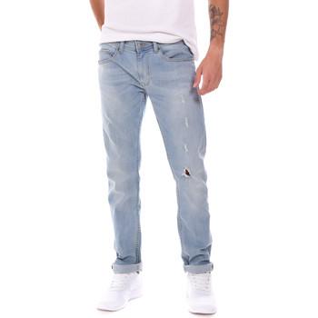 Kleidung Herren Slim Fit Jeans Gaudi 811BU26034L32 Blau