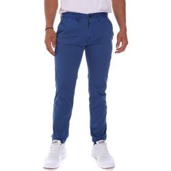 Kleidung Herren Hosen Gaudi 811FU25016 Blau
