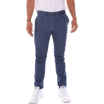 Kleidung Herren Hosen Gaudi 911BU25021 Blau