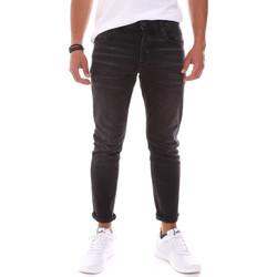 Kleidung Herren Slim Fit Jeans Antony Morato MMDT00226 FA750235 Schwarz