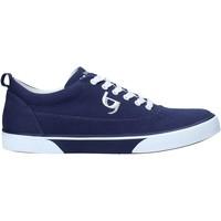 Schuhe Herren Sneaker Byblos Blu 2MA0006 LE9999 Blau