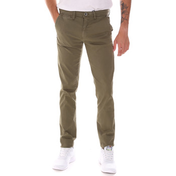Kleidung Herren Hosen Gaudi 011BU25022 Grün