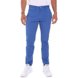 Kleidung Herren Hosen Gaudi 811FU25019 Blau