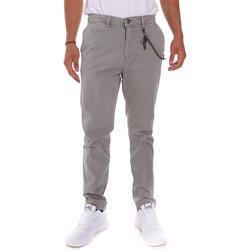 Kleidung Herren Hosen Gaudi 911BU25002 Grau