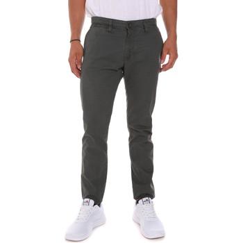 Kleidung Herren Hosen Gaudi 911BU25021 Grün
