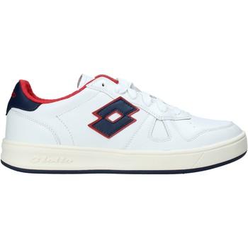 Schuhe Herren Sneaker Lotto L58229 Weiß