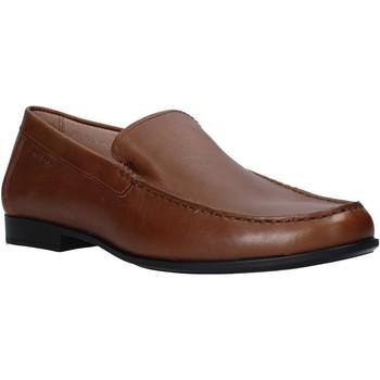 Schuhe Herren Slipper Stonefly 106714 Braun