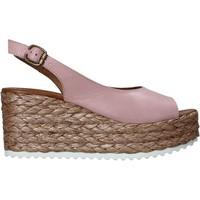 Schuhe Damen Pumps Bueno Shoes N3603 Rosa
