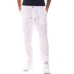 Kleidung Herren Hosen Gaudi 911FU25018 Weiß