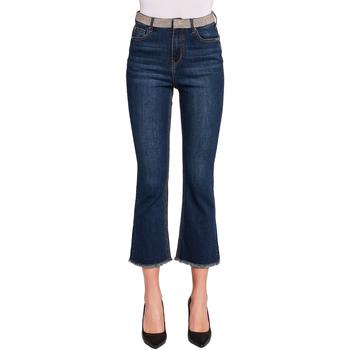 Kleidung Damen 3/4 & 7/8 Jeans Gaudi 921FD26003 Blau