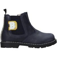 Schuhe Kinder Boots Balducci MAT2152C Blau