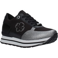 Schuhe Damen Sneaker Low Apepazza F1RSD16/NYL Schwarz