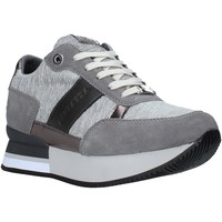 Schuhe Damen Sneaker Low Apepazza F1RSD17/VEL Grau