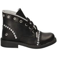 Schuhe Kinder Boots Melania ME1028B7I.A Schwarz