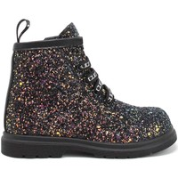 Schuhe Kinder Boots Cult START2 Schwarz