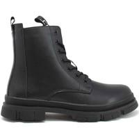 Schuhe Kinder Boots Cult GUN Schwarz