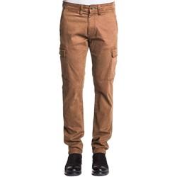 Kleidung Herren Cargo Hosen Gaudi 121GU25003 Braun