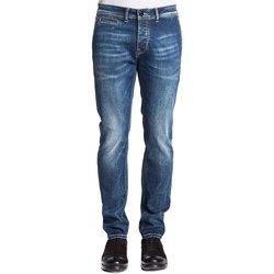Kleidung Herren Slim Fit Jeans Gaudi 121GU26019 Blau