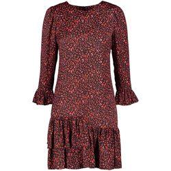 Kleidung Damen Kurze Kleider Gaudi 121BD15003 Rot