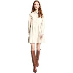 Kleidung Damen Kurze Kleider Gaudi 121BD18002 Beige