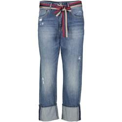 Kleidung Damen 3/4 & 7/8 Jeans Gaudi 121BD26032 Blau