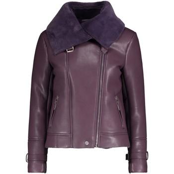 Kleidung Damen Jacken Gaudi 121BD38002 Violett