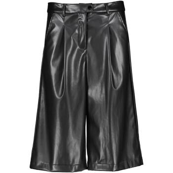 Kleidung Damen Shorts / Bermudas Gaudi 121FD28003 Schwarz