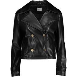 Kleidung Damen Jacken Gaudi 121FD38005 Schwarz