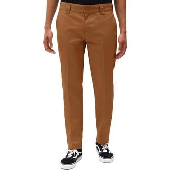 Kleidung Herren Chinohosen Dickies DK0WE872BD01 Braun
