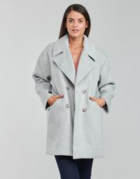 Kleidung Damen Mäntel Betty London PYAME Grau