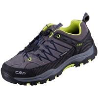 Schuhe Kinder Wanderschuhe Cmp Kids Rigel Trekking Grau