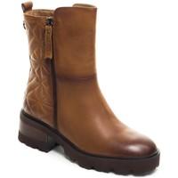 Schuhe Damen Low Boots Carmela  Beige