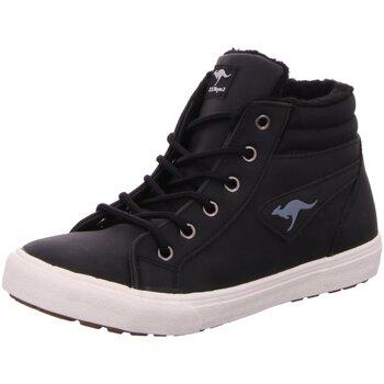 Schuhe Jungen Sneaker High Kangaroos High KAVU I 18000-4600 blau