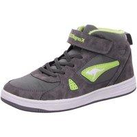 Schuhe Jungen Sneaker Kangaroos High 18804-2014 grau