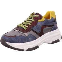 Schuhe Damen Sneaker Dockers by Gerli 44DC207-610-669 blau