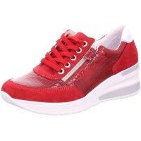 Schuhe Damen Sneaker Low Aco Schnuerschuhe MAE 02 940/8842 rot