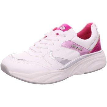 Schuhe Damen Sneaker Dockers by Gerli 46CV202-618-507 weiß