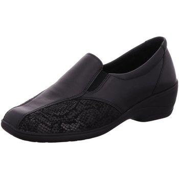 Schuhe Damen Slipper Aco Slipper OLGA 54 206/8744W schwarz